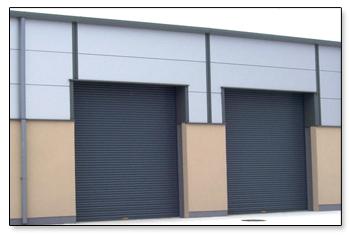 industrial roller shutters northern ireland