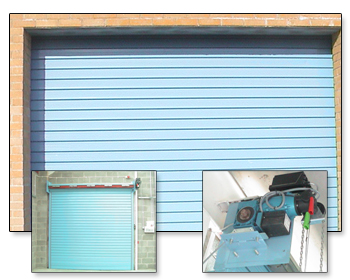 roller shutter northern ireland