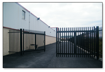security gates strabane