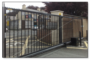security gates tyrone