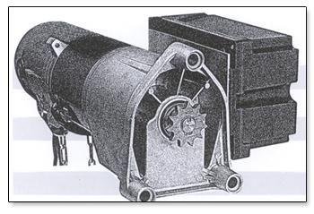 roller shutter mechanism