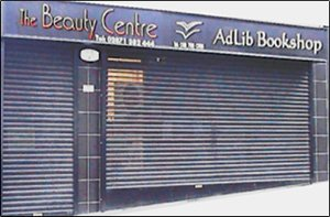 Roller Shutters Northern Ireland