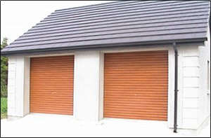 Garage Doors Northern Ireland