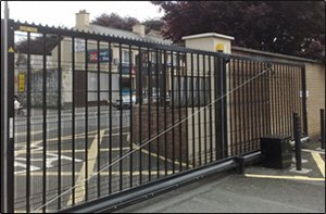 Security Gate Northern Ireland